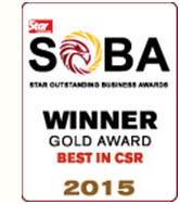 Soba_Gold Award(2015)